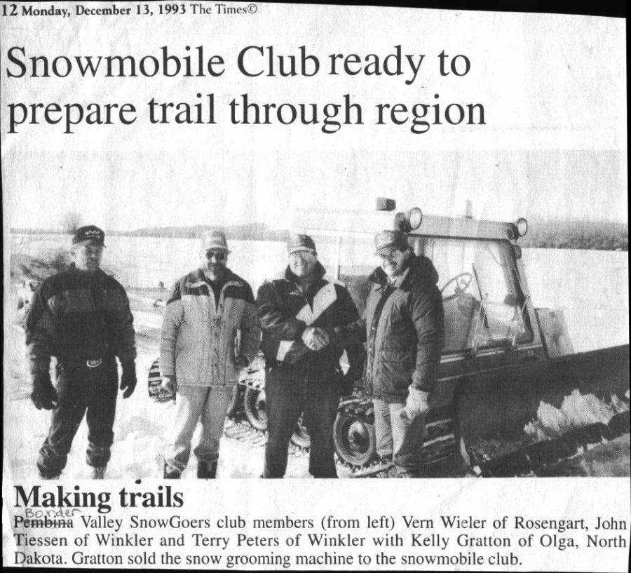 Winkler Times December 13, 1993