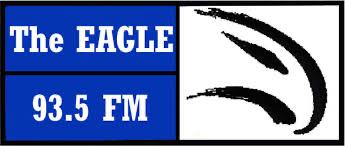 The Eagle 93.5 F.M.